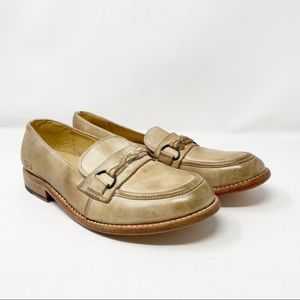 BED STU Reina Leather Loafers in Size 10